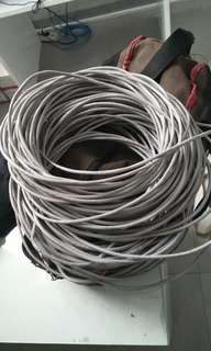Cable LAN Cat 5 E 80m ( ANBO )