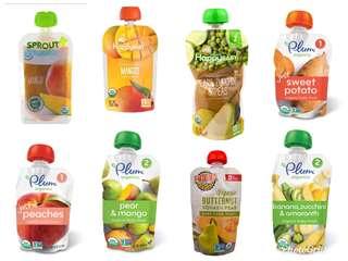 Organic Baby Puree