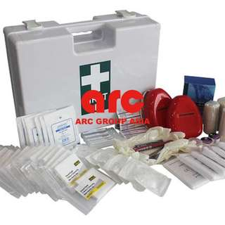 First Aid Kit Box C (Contact Us for Special Discount)