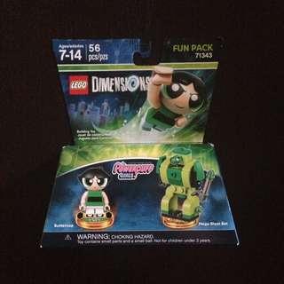 Lego Dimensions The Powerpuff Girls (Buttercup) Fun Pack