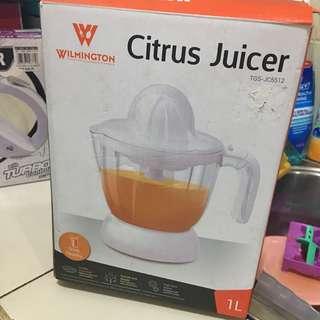 Citrus juicer 1liter