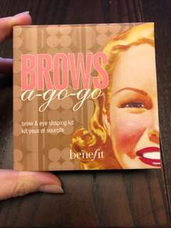 100% authentic Benefit brows a gogo