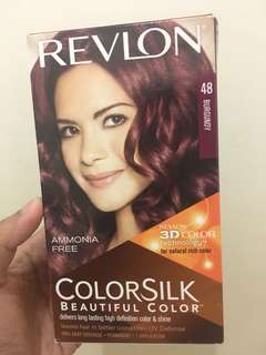 Revlon ColorSilk Burgundy
