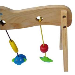 Baby Gym This Wooden Baby Play gym  Great For Babies