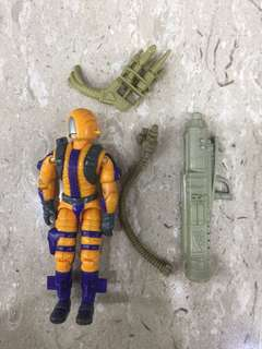 G.I.Joe action figure - Cobra - Heat Viper