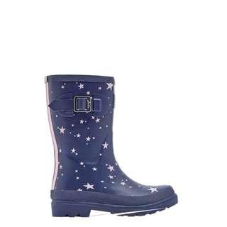 🚚 英國知名品牌雨靴 Joules 女款
