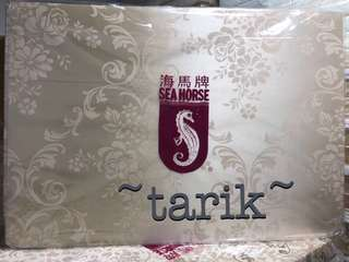 Sea Horse Foldable Mattress/ Seahorse guest/ child/ bed