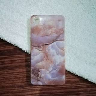Preloved Oppo A37 Marble Case