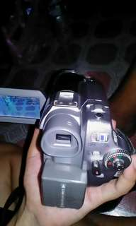 Panasonic VDR-D300 video camera