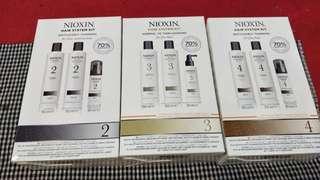 Nioxin mini set