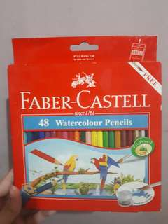 Faber-Castell Colored Pencils