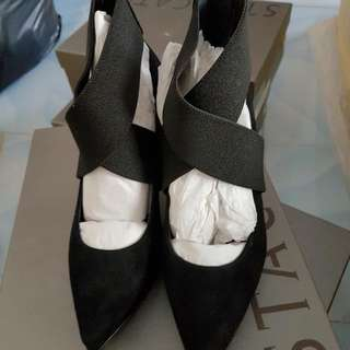 Wedges shoes by STACCATO