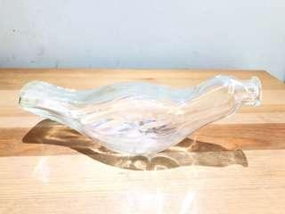 四五十年代 上海沪江玻璃廠製 奶瓶