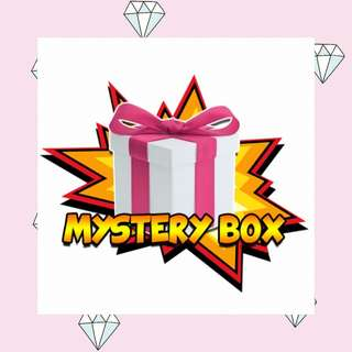 💄MYSTERY BOX - Your fave makeup edition