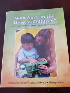Who Am I in the Lives of Children 10th edition