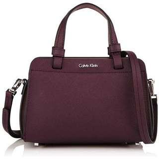 Calvin Klein 歐洲款 mini 手挽袋