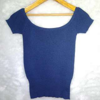 Brandnew: Knitted Top Fits XS To Med