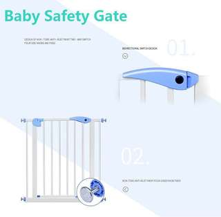 BRAND NEW Safety Gate with FREE* Delivery