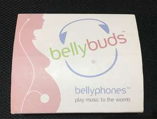 Belly buds ( bellyphones)
