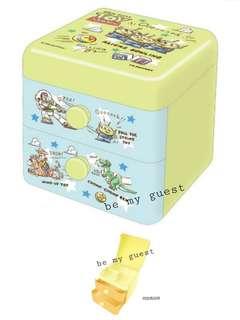 《日本代購》Toy Story 玩具總動員 三眼仔 首飾盒 禮物