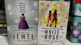 The Jewel and The White Rose