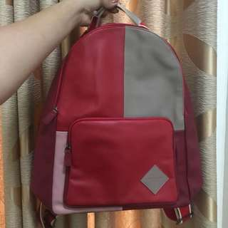 Longchamp limited edition back pack