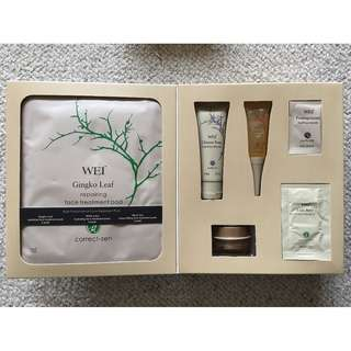 NEW Wei Skincare Set