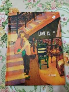 BUKU LOVE IS BY PUUUNG