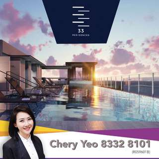 [Freehold] 33 Residences 2BR for Sale