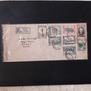 Southern Rhodesia 1940 First Day Cover