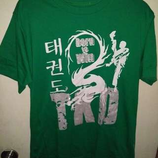 "PEAK ""Born to Win"" Taekwondo Shirt"