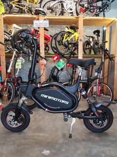 Tempo Electic scooter (Lta Compliant) Free Delivery