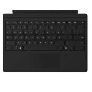 Microsoft Surface Pro Fingerprint Type Cover - Black