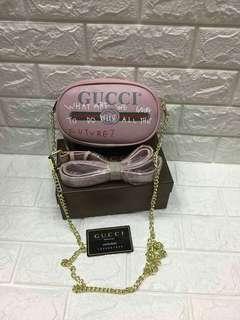 High-end quality Belt bag and string