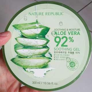 Special price!!! NATURE REPUBLIC 100% original 💚💚💚ALOE VERA