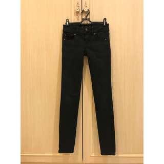 🚚 AE American Eagle 黑色牛仔褲