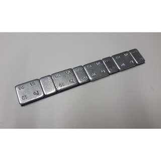 Wheel Balance Weights Strips (60g/strip)