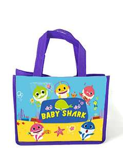 1for$1.20 12for$14 Purple Baby Shark Party Bag / Goodie Bag for celebration