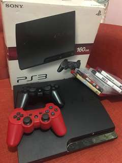 Ps3 Slim (nego)