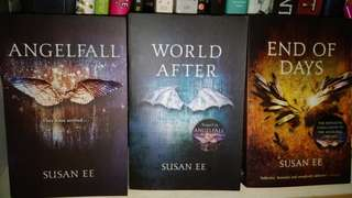 Angelfall, World After and End Of Days