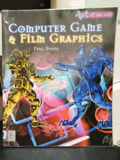 Computer game and film graphic