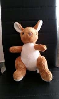 Kangaroo Australia Toys Teddy Bear