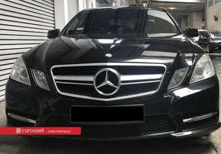 Mercedes-Benz E-Class E200 CGI Elegance