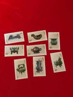中國郵票2003-26