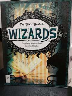 Wizards, spellbinders, jen jones