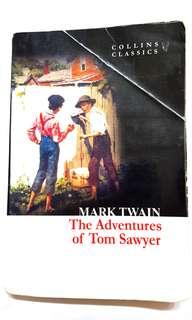 The Adventures of Tom Sawyer by Mark Twain  COLLIN CLASSICS