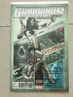 Guardians of the Galaxy Marvel Comics