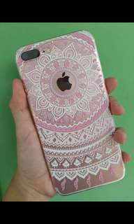 Mandala soft case for iphone 7/8plus