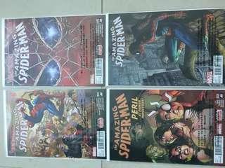 The Amazing Spider-Man Marvel comics