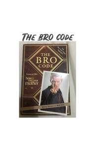 The Bro Code (How I Met Your Mother)